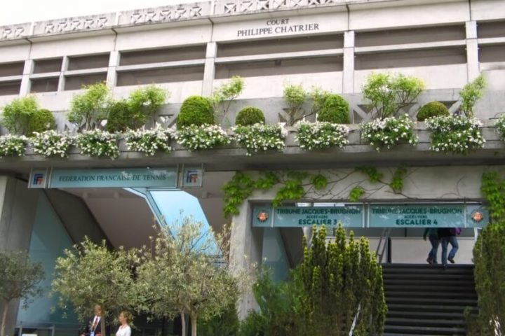 Philippe Chatrier Centre Court